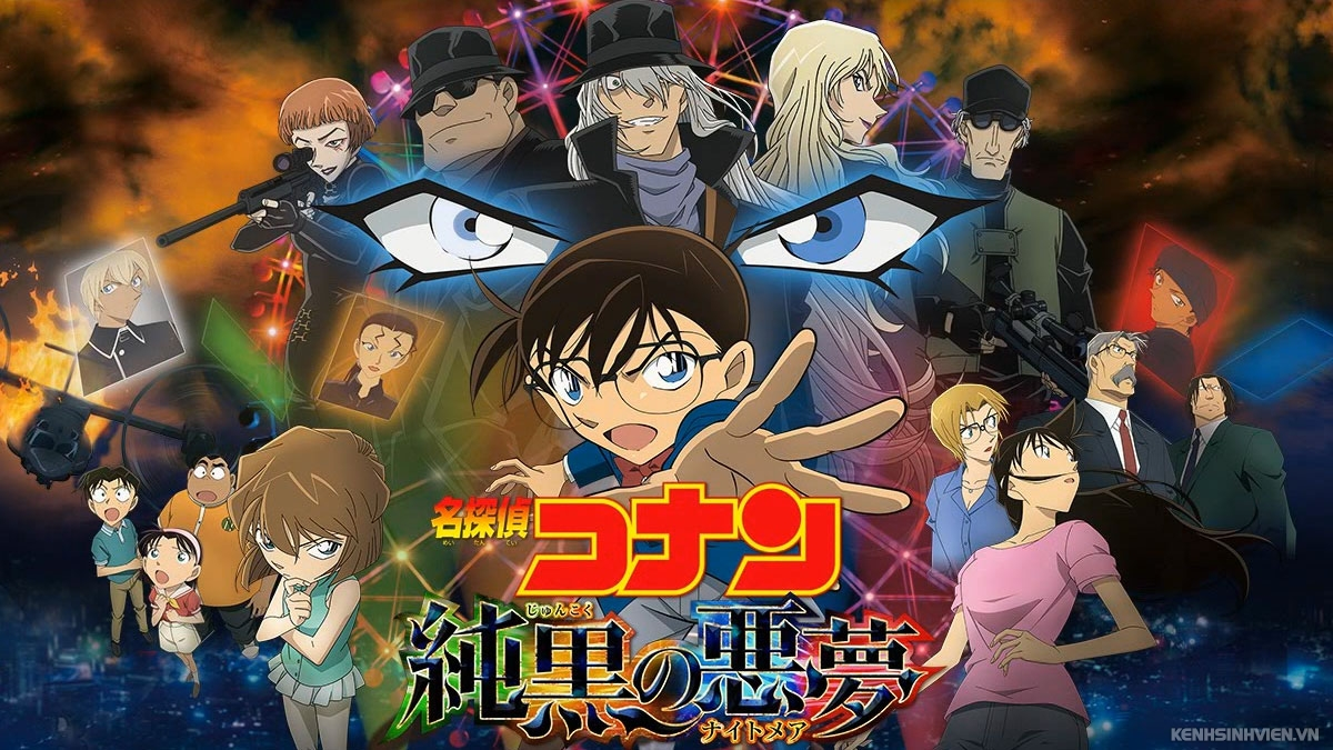 Detective Conan movie 2