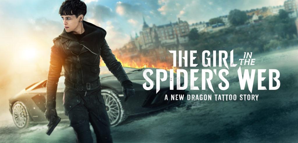 The Girl In The SpiderS Web Deutsch